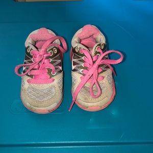 Nike Girls sneakers size 4c